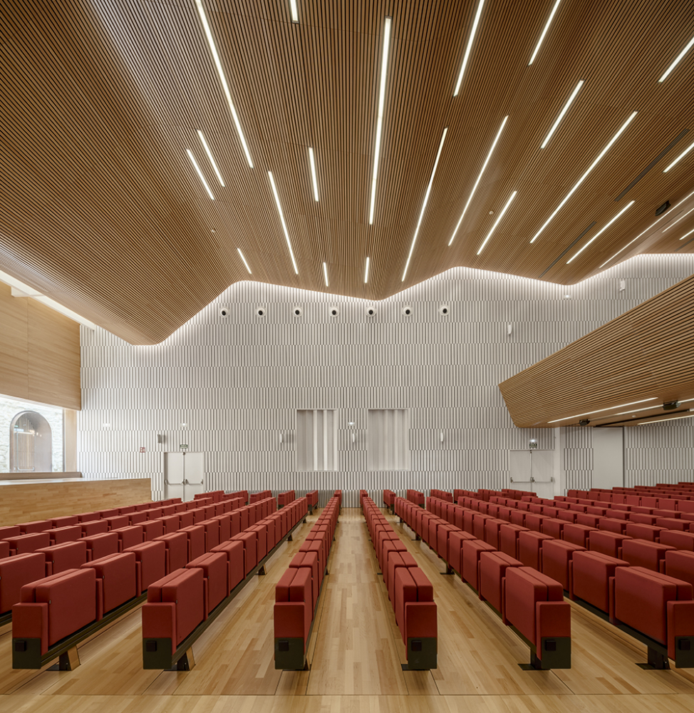 Restoration of the Conference Centre  in Cordoba