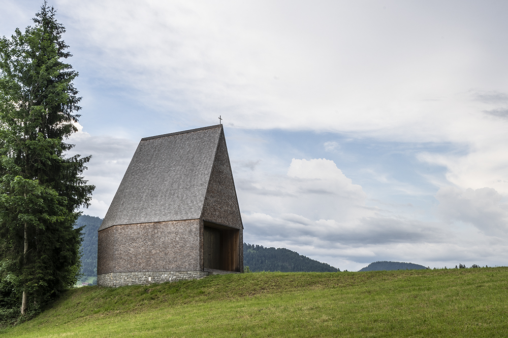 Kapelle Salgenreute in Krumbach, Austria.