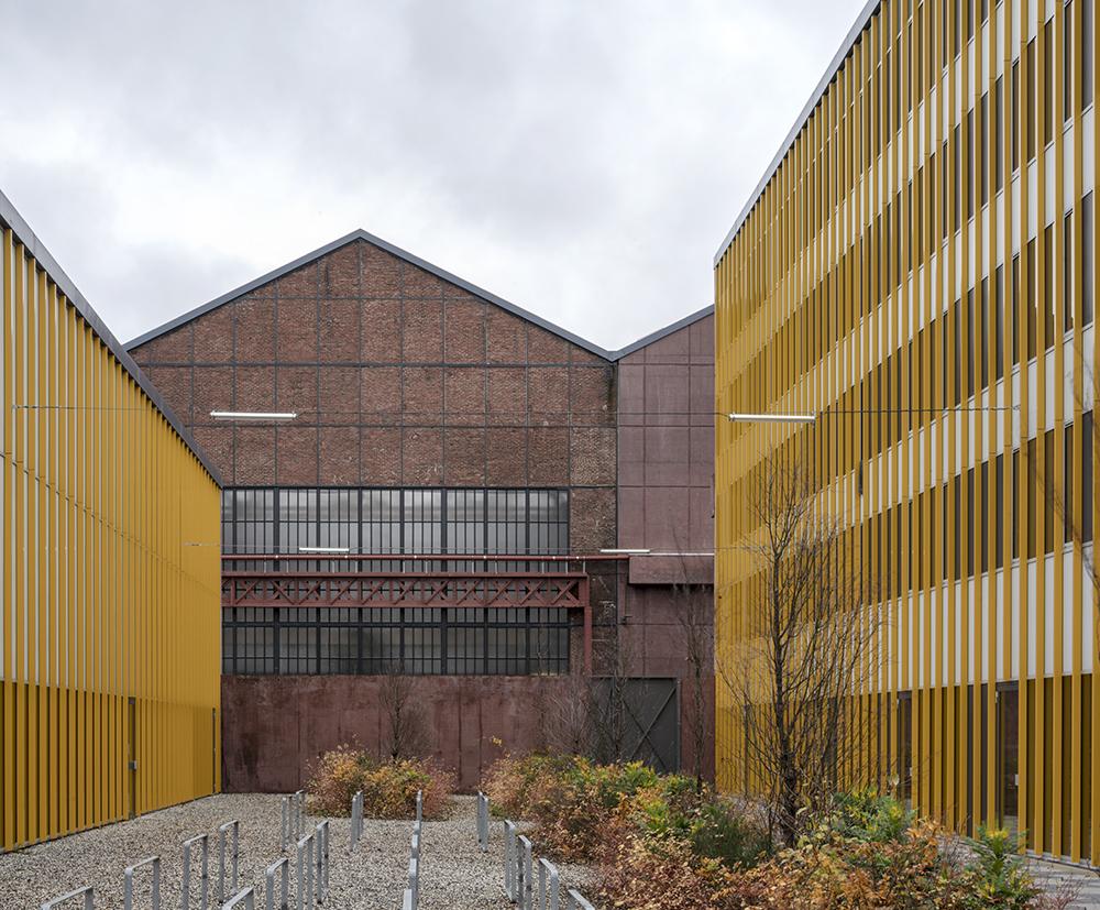 Lycée hôtelier in Lille