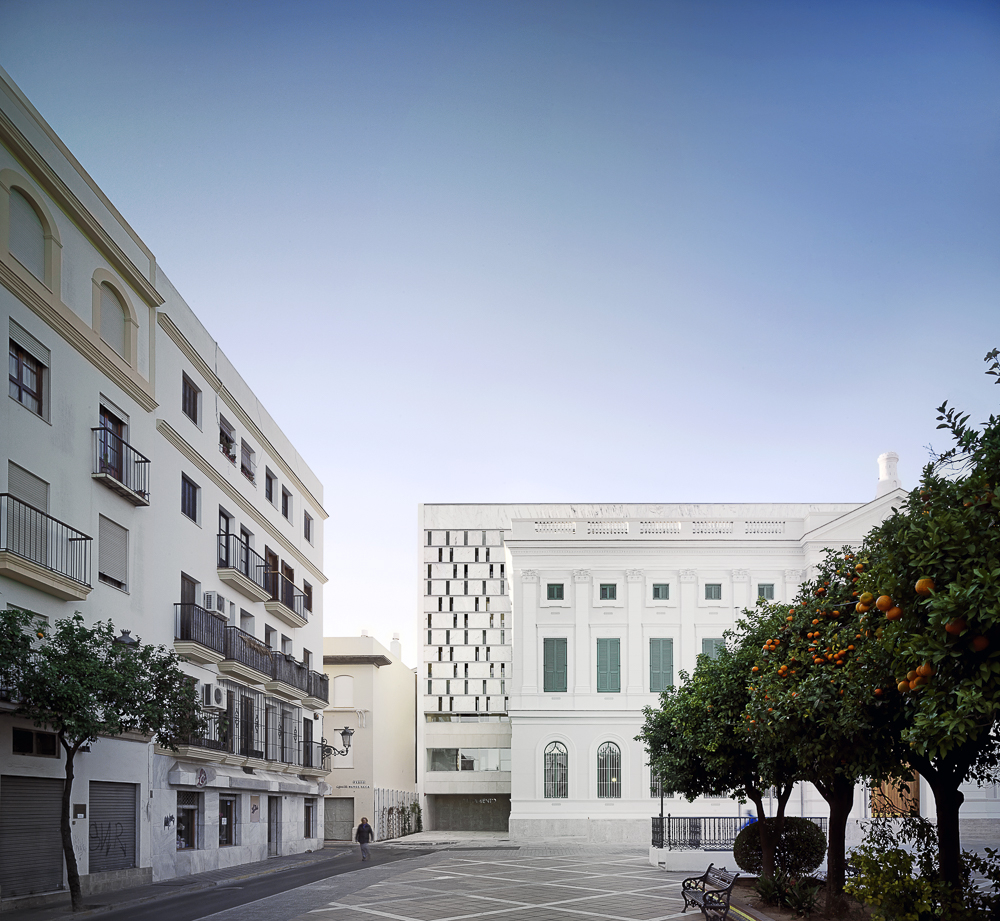 Refurbishment of El Puerto de Santa María Town hall