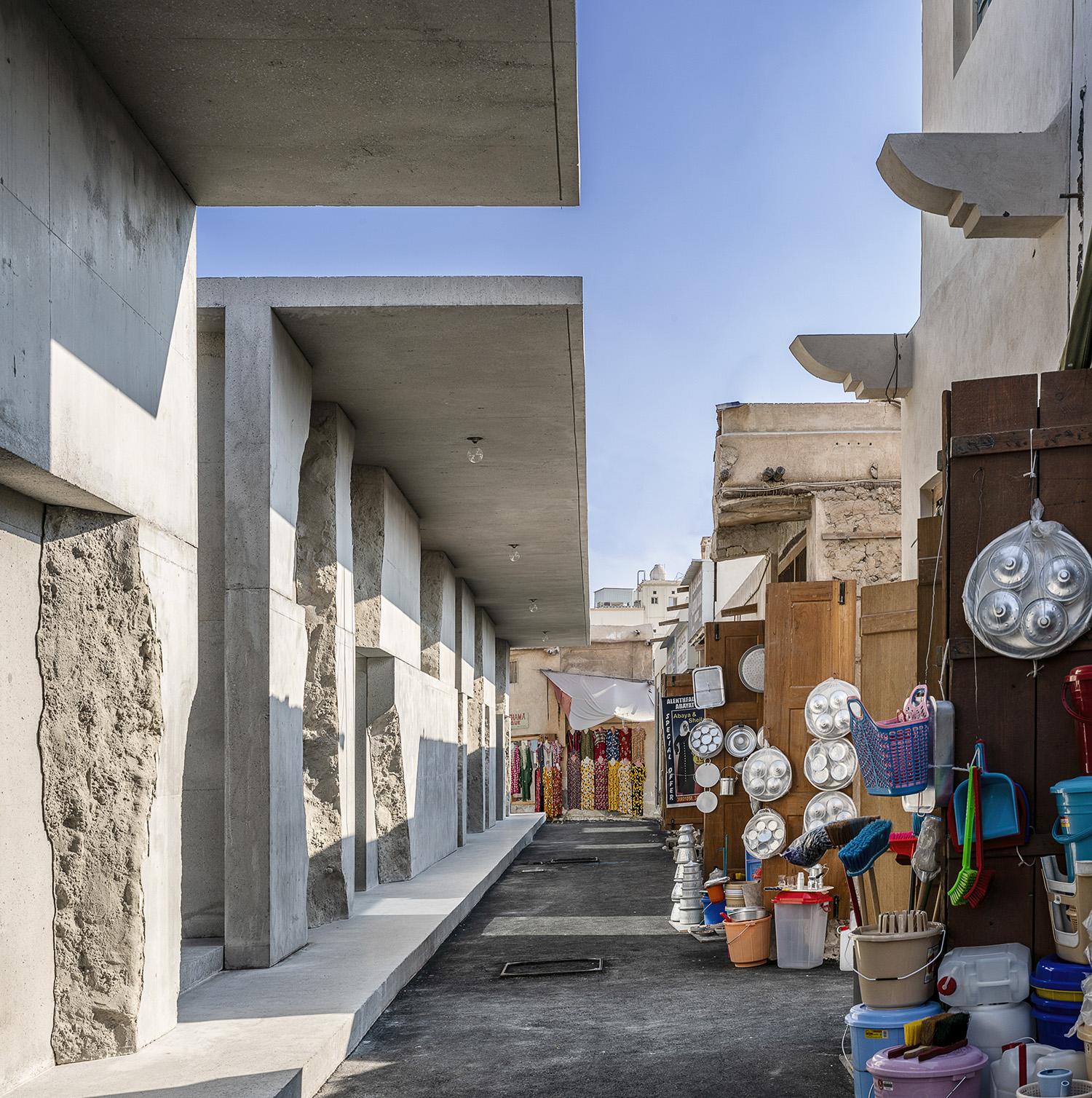 Suq al-Qaysariya in Muharraq, Bahrain.